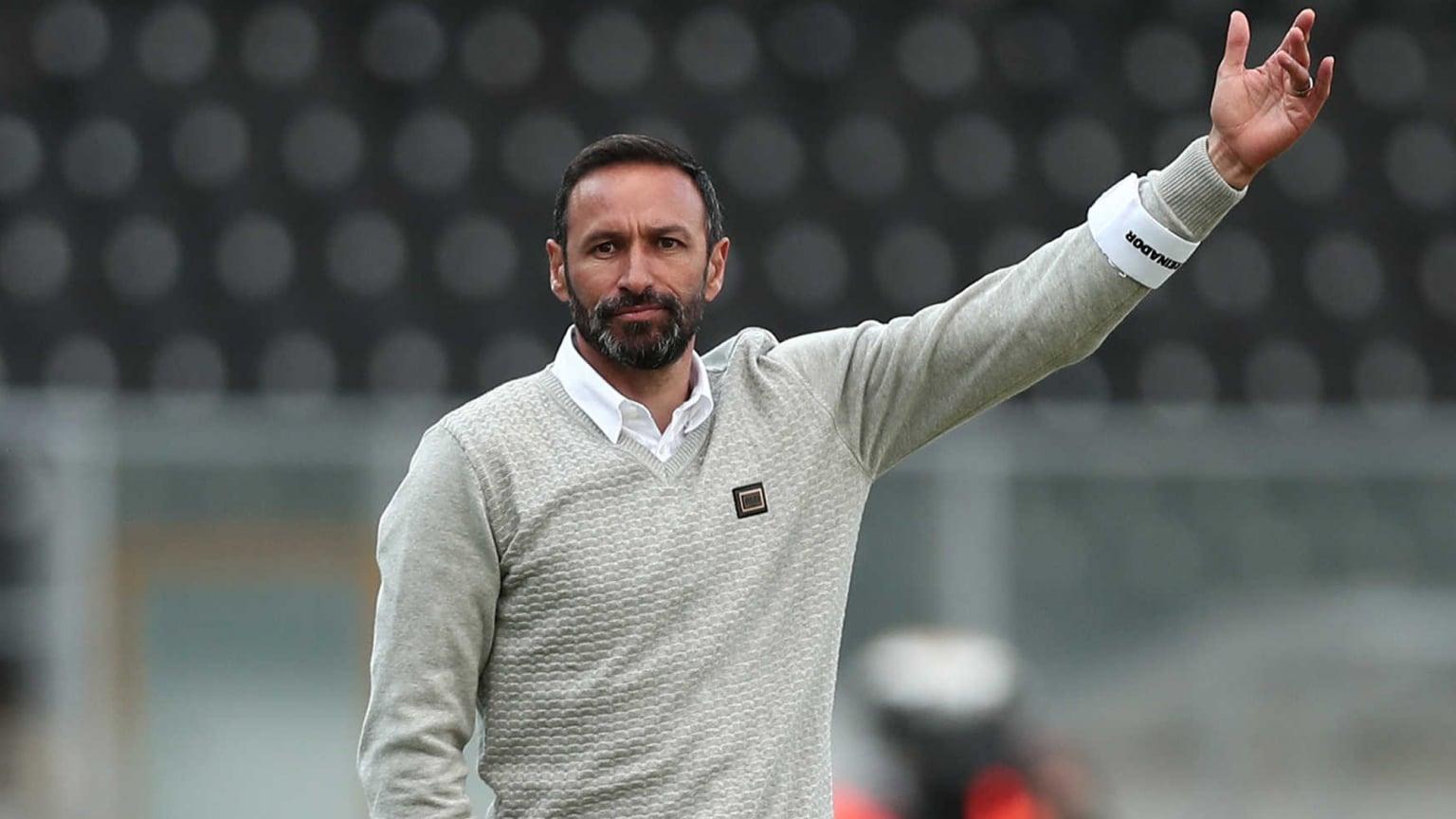 Bino é o novo treinador da UD Leiria