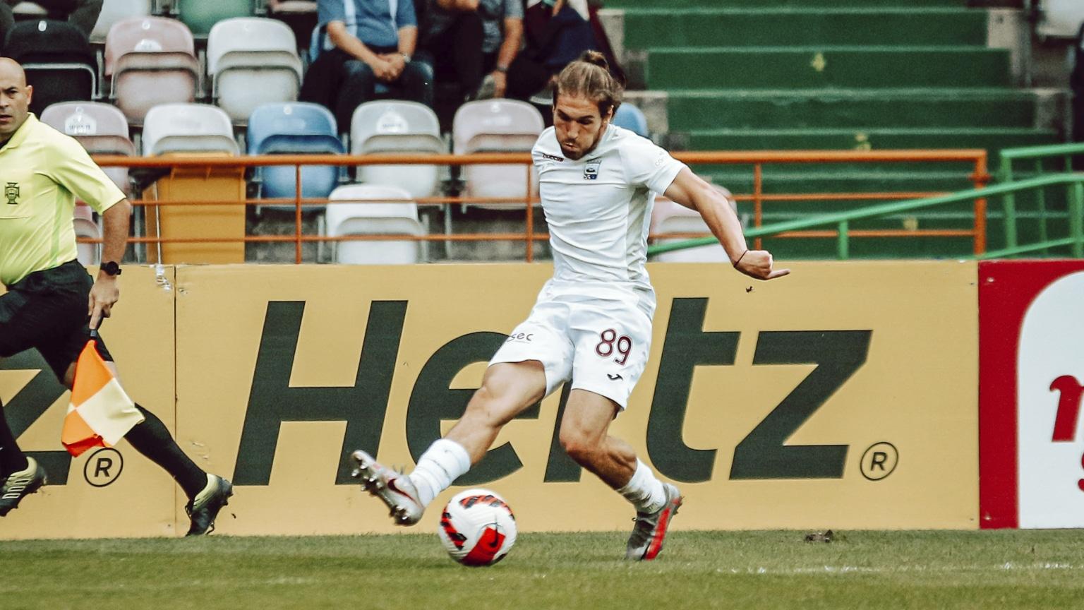 Bilhética: UD Leiria vs Oriental Dragon FC